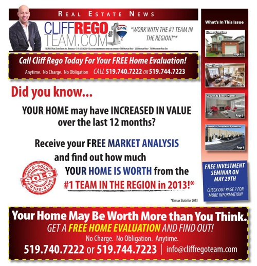 Real Estate News - May
