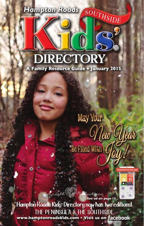 January 2015 | Hampton Roads Kids Directory