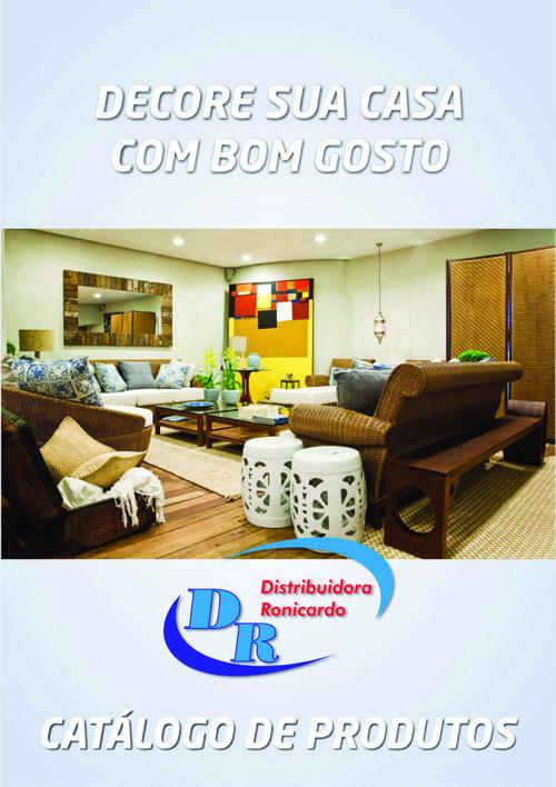 Portfolio de Produtos da Distribuidora Ronicardo 2016