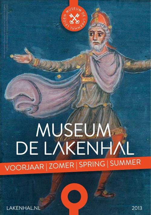 Museum De Lakenhal | Programma voorjaar & zomer 2013