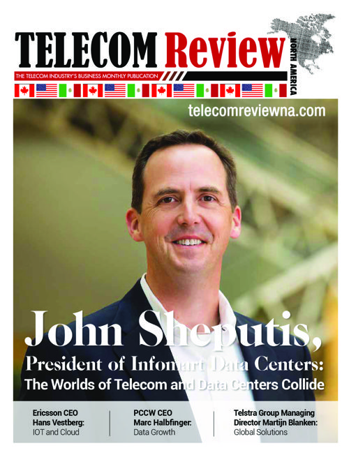 Telecom Review North America March-April 2016