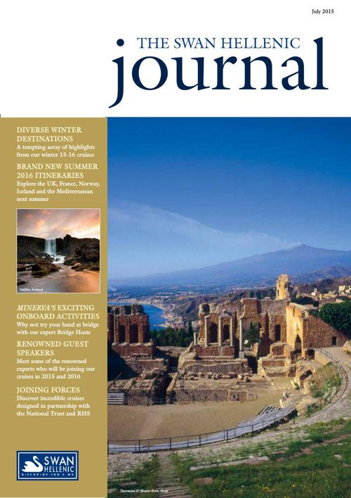 The Swan Hellenic Journal July 2015