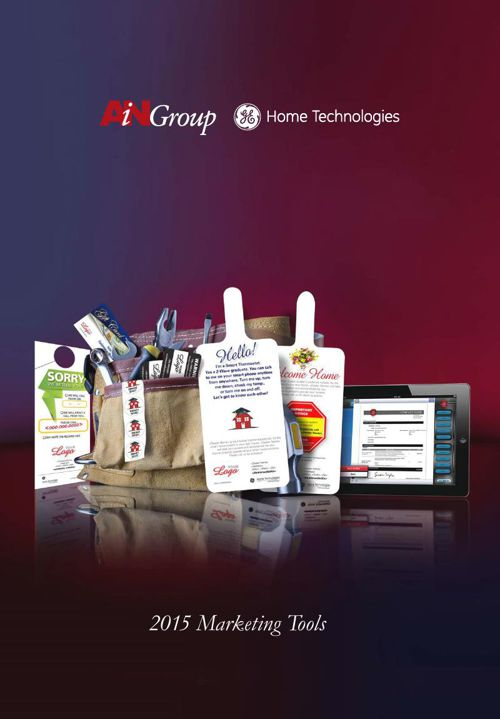 AiN Group Marketing Catalogue