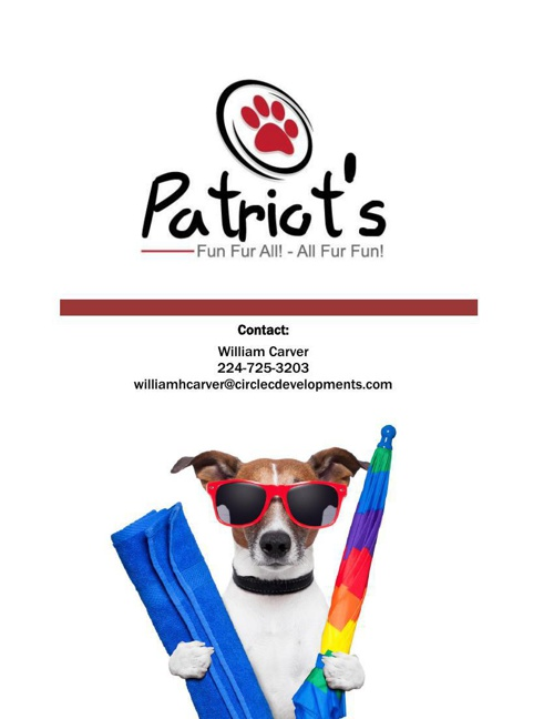 Patriots Dog Daycare