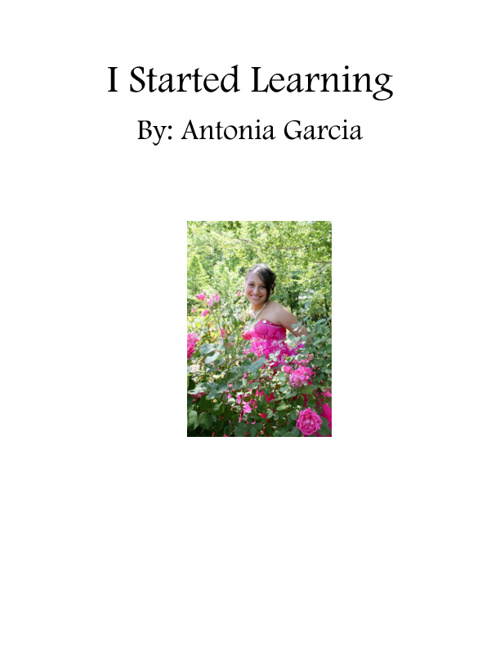 I Started Learning