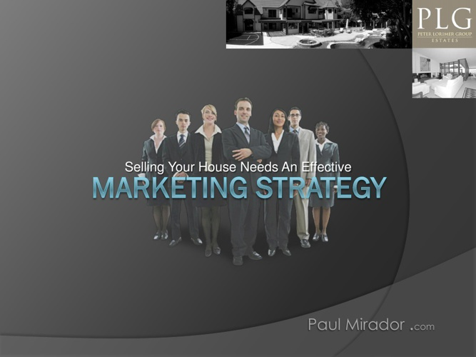 Paul's Listing Presentation