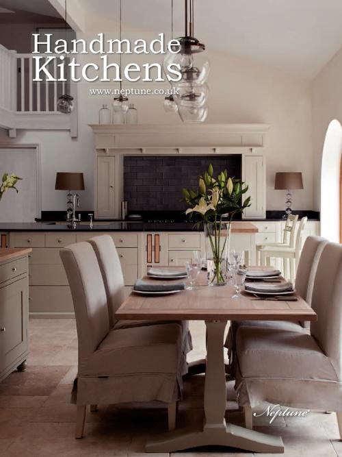 Neptune Handmade Kitchens Aumn Winter 2011