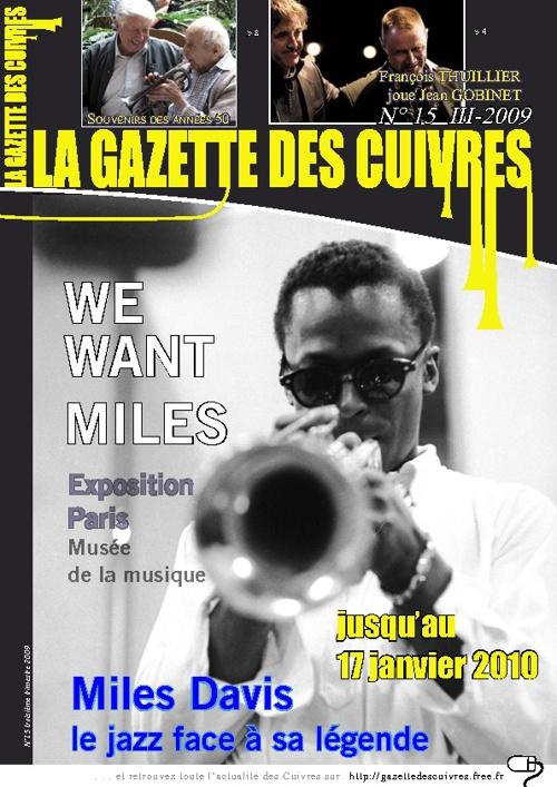 Gazette des Cuivres n°15