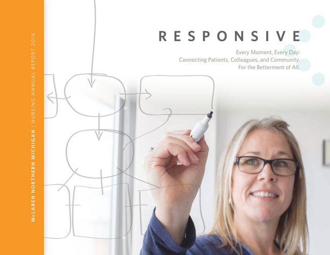 Nursing Annual Report 2016 – McLaren Northern Michigan