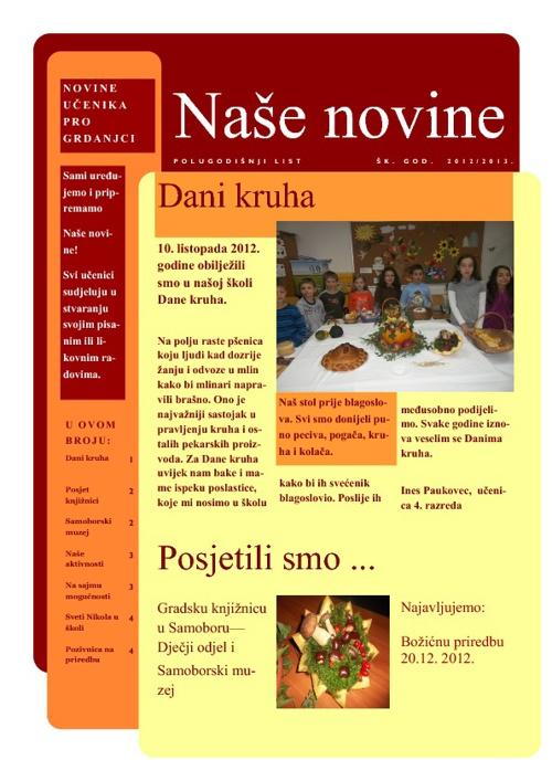 Naše novine