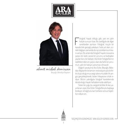 Copy of Copy of Ara Güler Sergi Katalog