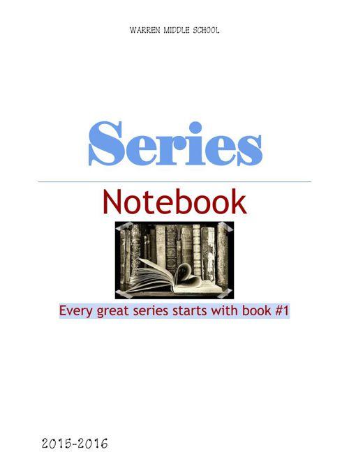 Series Notebook_Warren MS_2015-2016