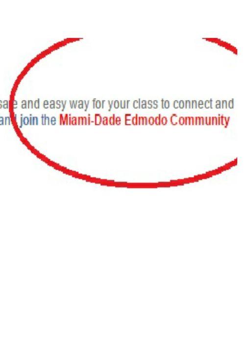 Using Edmodo