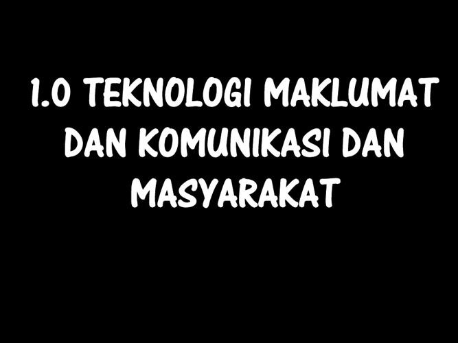 Nota ICT LA1.1