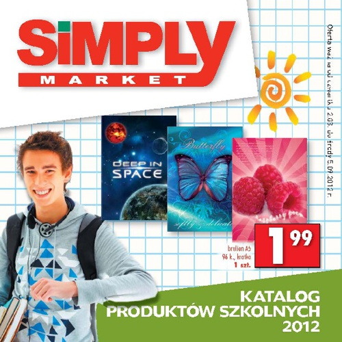 Simply-Market Gazetka