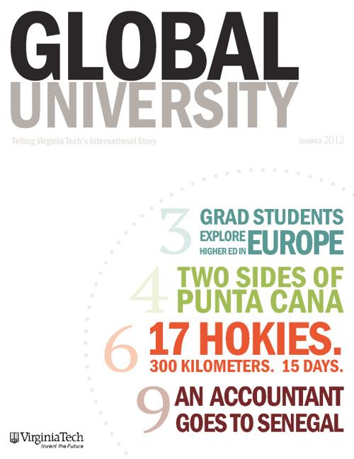 Global University Summer 2012