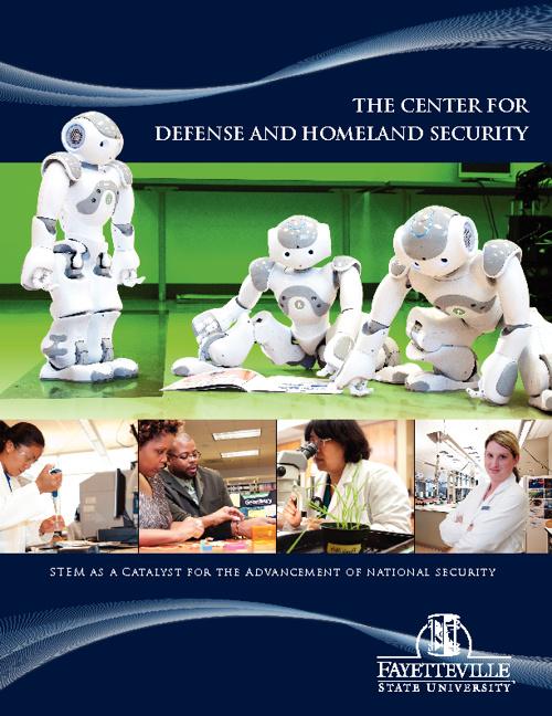 The Center for Defense and Homeland Security @ FSU