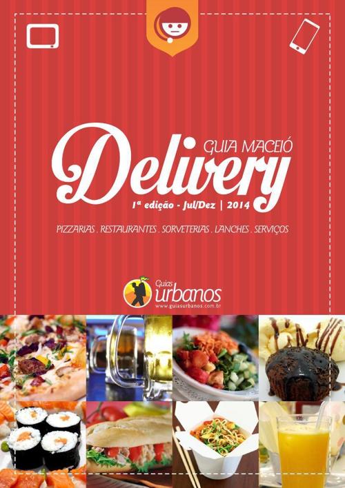 Guia Maceió Delivery | Jul/Dez 2014