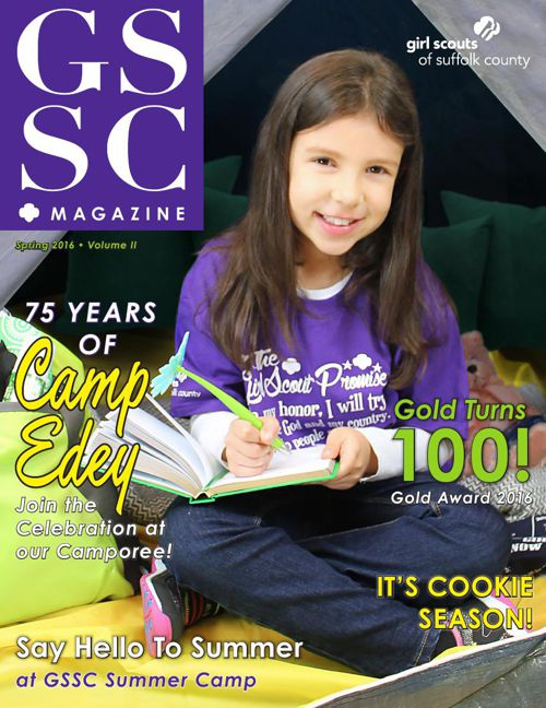 GSSC Magazine - Winter/Spring - 2016