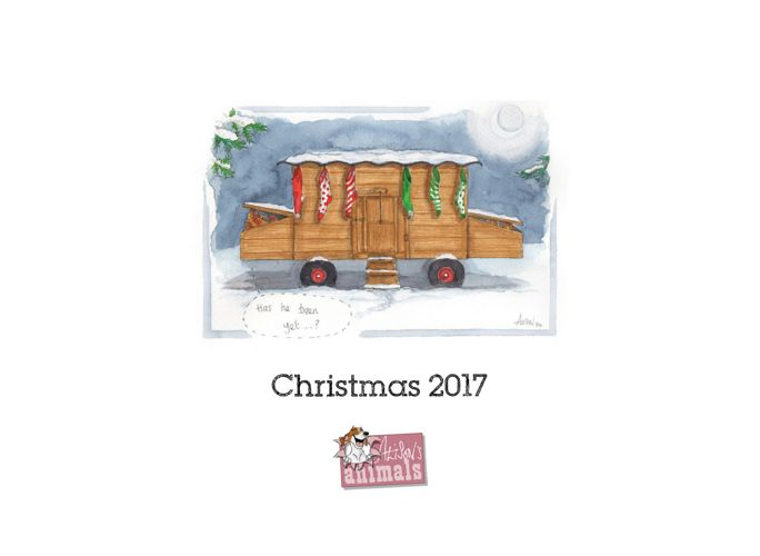 Alison's Animals Christmas