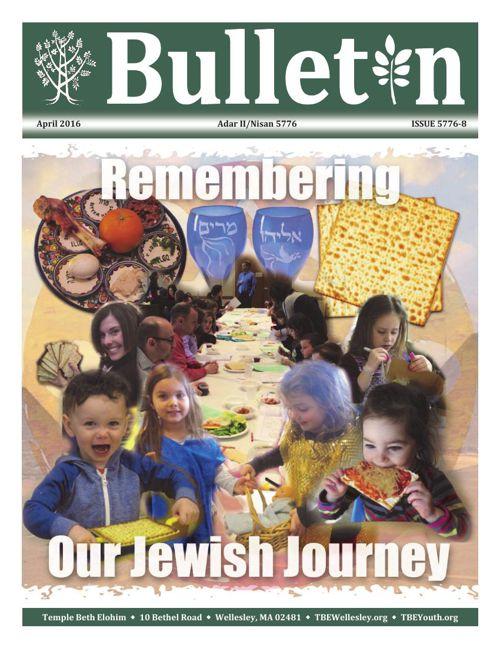 April Bulletin 2016