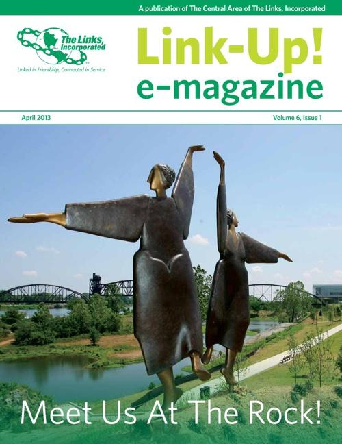 Central Area Link-Up! E-magazine, April, 2013