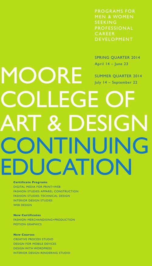 Continuing Education Spring and Summer 2014 Catalog
