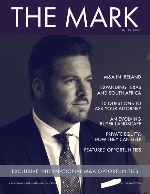 The Mark - Vol XV Issue I