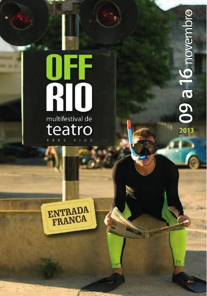 Programação Off Rio 2013