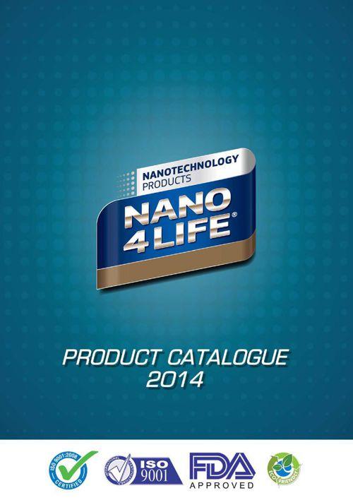 Product Catalog Nano4life English