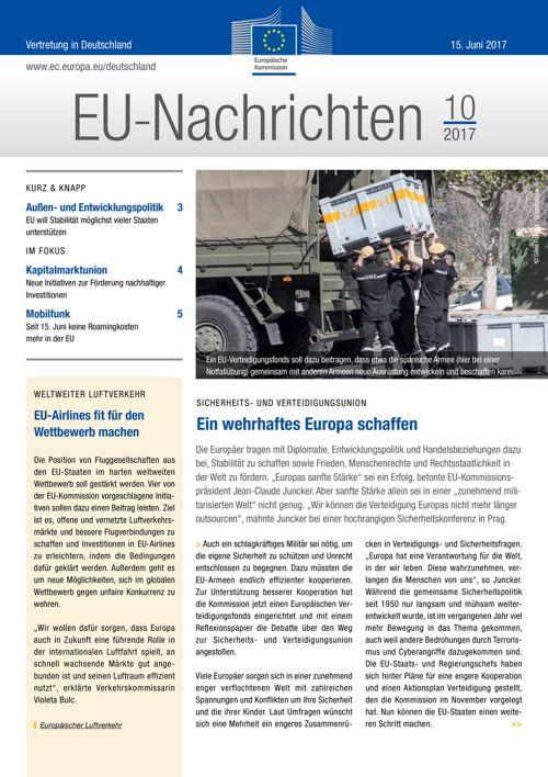 EU-Nachrichten #10