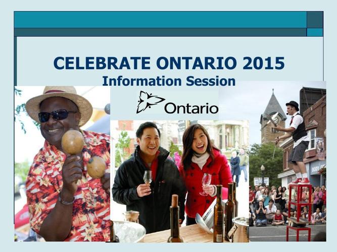 Headwaters — Celebrate Ontario 2015 Workshop