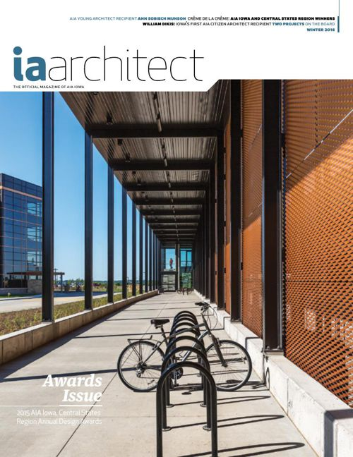 Iowa Architect Winter 2016