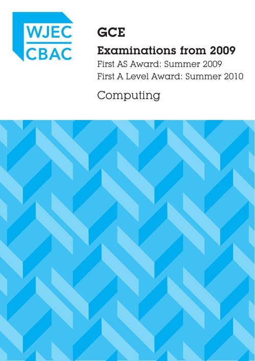 A-Level Computing
