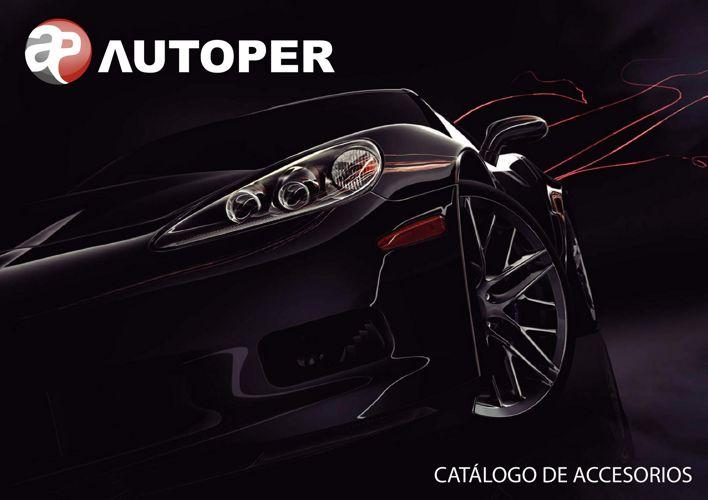 CATÁLOGO AUTOPER 2016 - 2017
