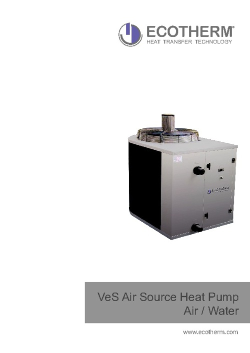 VeS Air Source Heat Pump