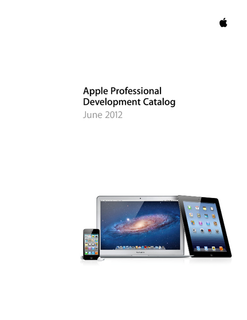 Apple Professional Development