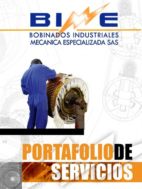 Catalogo de Servicios BIME 2014 v1.0