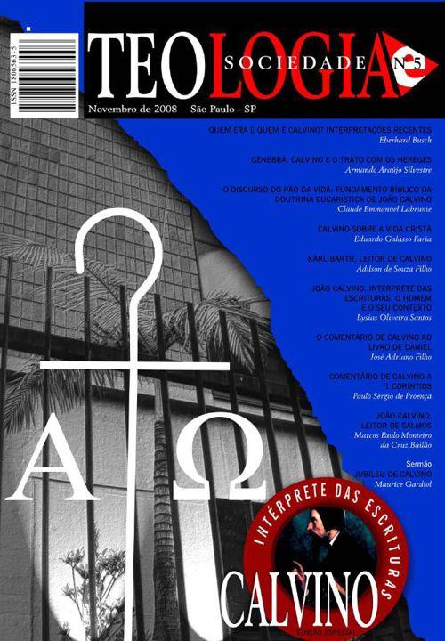 Revista Teologia e Sociedade nº 5