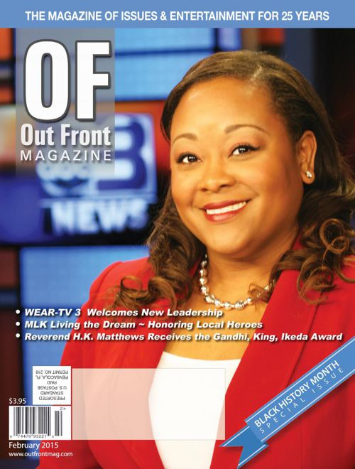 Out Front Magazine - Feb 2015