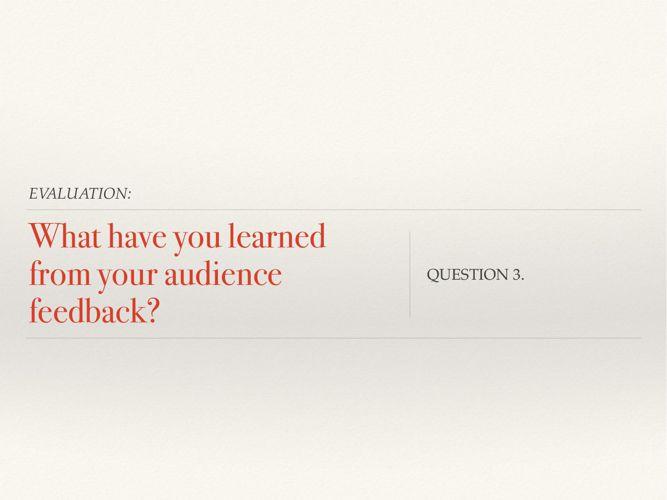 Ev. question 3