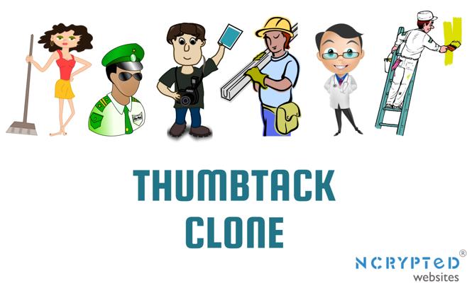 Thumbtack Clone