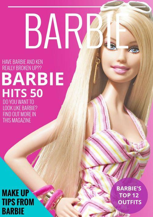barbie paragraphs