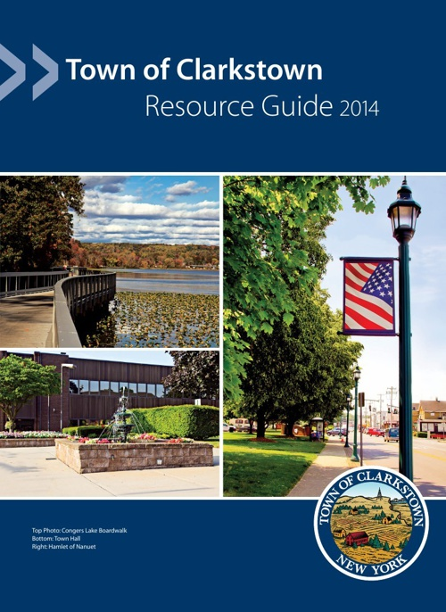 Resource Guide 2014 : Town of Clarkstown
