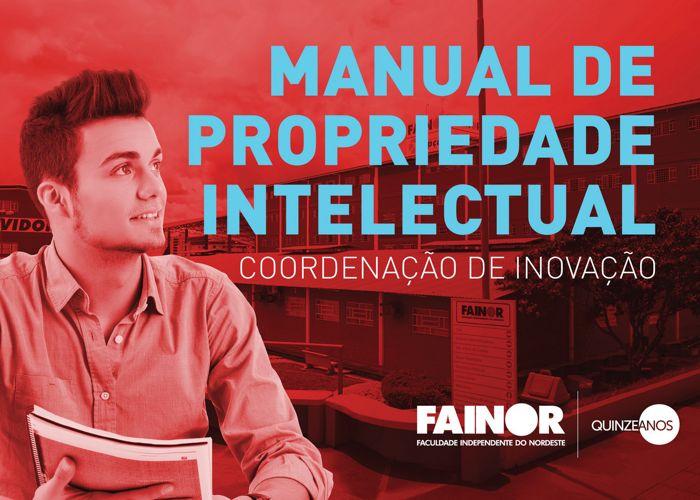 Manual de Propriedade Intelectual - FAINOR