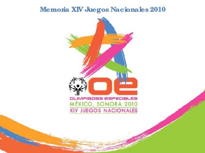 Juegos Nacionales 2010 Sonora