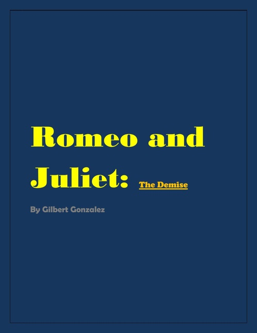Romeo and Juliet Kids Story