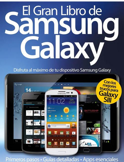 El Gran libro de samsung galaxy