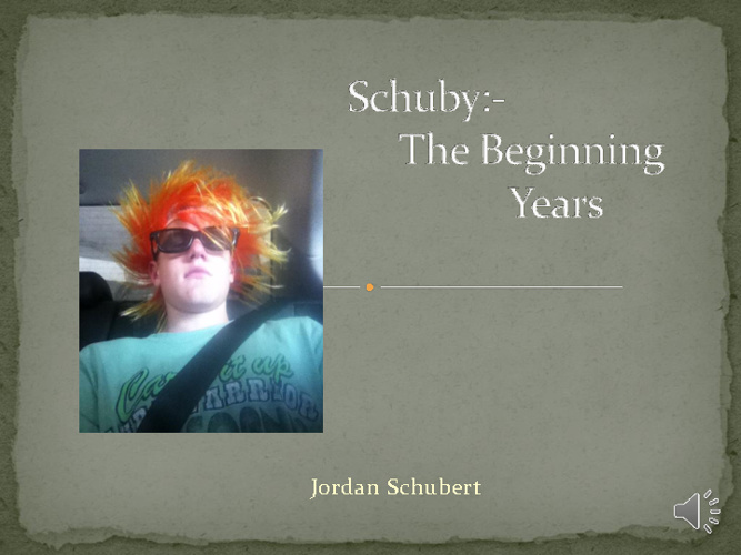 Jordan Schubert
