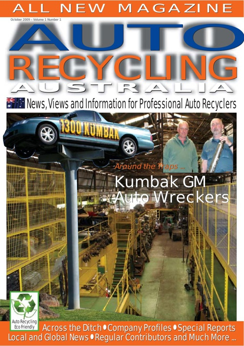 Auto Recycler October 2009